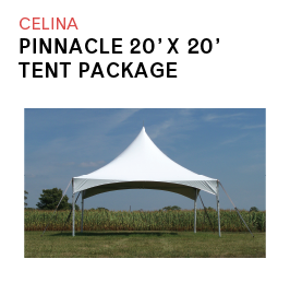 Celina Pennacle Tent