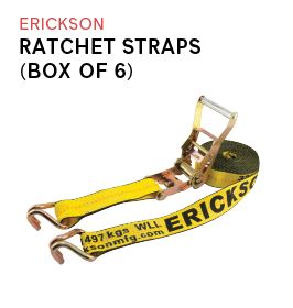 Erickson Ratchet Strap