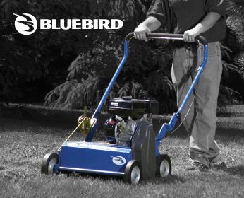 Bluebird Dethatcher