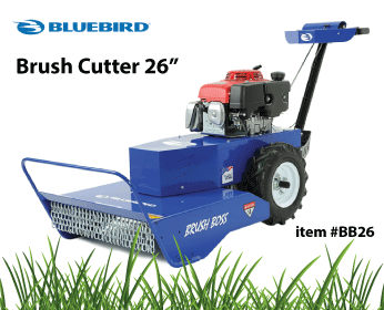 Bluebird Brush Cutter 26in