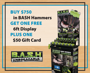Wilton BASH Hammer Promo
