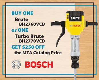Bosch Brute 250 off Promo