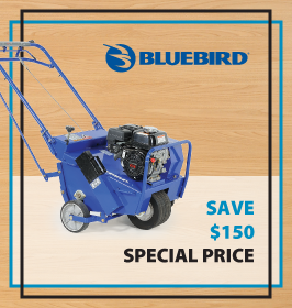 Bluebird Aerator