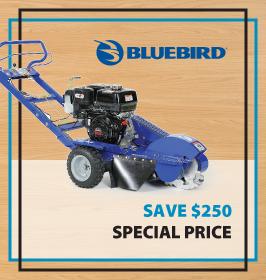 Bluebird Stump Grinder