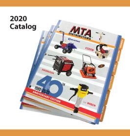 MTA Distributors 2020 Catalog