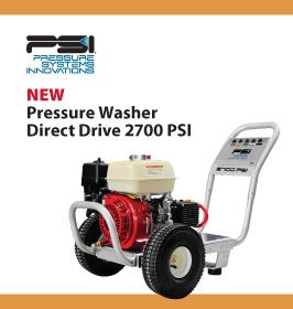 PSI Pressure Washer Direct Drive