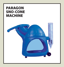 Paragon Sno-Cone Machine
