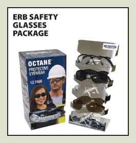 ERB Safety Galsses Package