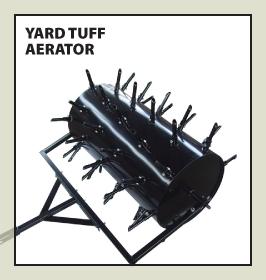 Yard Tuff Aerator