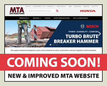 New MTA Website Preview