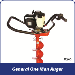 General One Man Auger